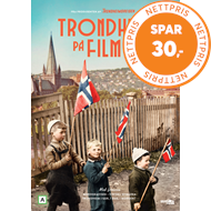 Produktbilde for Trondheim På Film - Del 2 (DVD)