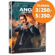 Produktbilde for Angel Has Fallen (DVD)