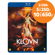 Produktbilde for Klovn 3 - The Final (DK-import) (BLU-RAY)