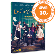 Produktbilde for The Personal History Of David Copperfield (DVD)