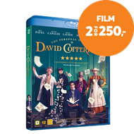 Produktbilde for The Personal History Of David Copperfield (BLU-RAY)