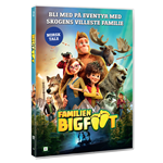 Familien Bigfoot (DVD)