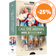 Produktbilde for Call The Midwife / Nytt Liv I East End - Sesong 4-6 (DVD)