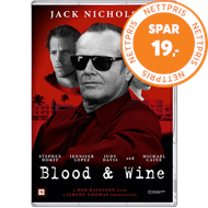 Produktbilde for Blood And Wine (DVD)