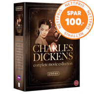 Produktbilde for Charles Dickens - Complete Movie Collection (DVD)