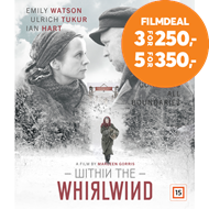 Produktbilde for Within The Whirlwind (DVD)