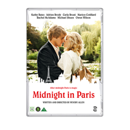 Produktbilde for Midnight In Paris (BLU-RAY)
