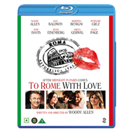 Produktbilde for To Rome With Love (BLU-RAY)