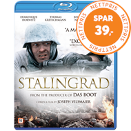 Produktbilde for Stalingrad (1993) (BLU-RAY)