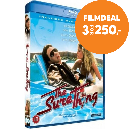 The Sure Thing (BLU-RAY)
