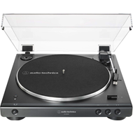 Produktbilde for Audio-Technica AT-LP60XBT - Sort - Bluetooth (PLATESPILLER)