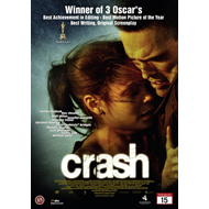 Produktbilde for Crash (2004) (DVD)