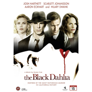 Produktbilde for The Black Dahlia (DVD)