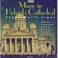 Produktbilde for Music in Helsinki Cathedral (CD)