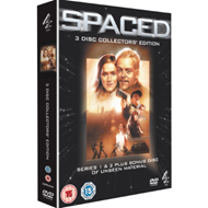 Produktbilde for Spaced - The Definitive Edition - Series 1 & 2 (UK-import) (DVD)