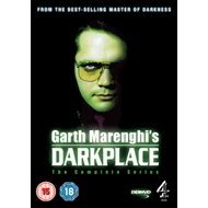 Produktbilde for Garth Marenghi's Dark Place - Den Komplette Serien (UK-import) (DVD)