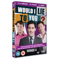 Produktbilde for Would I Lie To You - Sesong 4 (UK-import) (DVD)