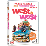 Produktbilde for West Is West (UK-import) (DVD)