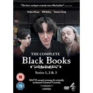 Produktbilde for Black Books - The Complete Collection (UK-import) (DVD)