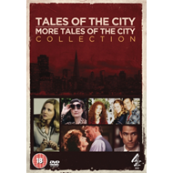 Produktbilde for Tales Of The City & More Tales - Collection (UK-import) (DVD)
