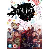 Produktbilde for My Mad Fat Diary - Sesong 2 (UK-import) (DVD)