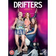 Produktbilde for Drifters - Sesong 2 (UK-import) (DVD)