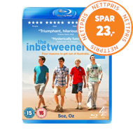Produktbilde for The Inbetweeners 2 (UK-import) (BLU-RAY)