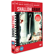 Produktbilde for Shallow Grave - Special Edition (UK-import) (DVD)