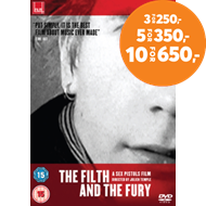 Produktbilde for The Sex Pistols - The Filth And The Fury (UK-import) (DVD)