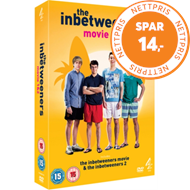 Produktbilde for The Inbetweeners Movie 1 & 2 (UK-import) (DVD)