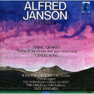 Produktbilde for Alfred Janson: Miscellaneous Works (CD)