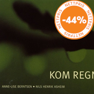 Produktbilde for Anne-Lise Berntsen - Kom Regn (CD)