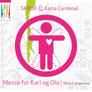 Produktbilde for Messe For Kari Og Ola (CD)
