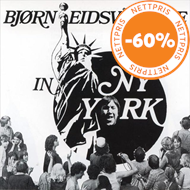 Produktbilde for Live In Ny York (CD)