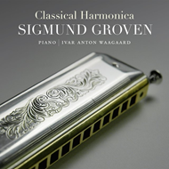 Produktbilde for Sigmund Groven - Classical Harmonica (CD)