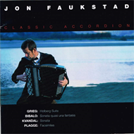 Produktbilde for Classic Accordion (CD)