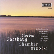 Produktbilde for Gaathaug: Chamber Works (CD)