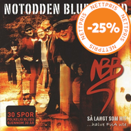 Produktbilde for Så Langt Som Hit (2CD)