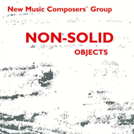 Produktbilde for Non-Solid Objects - Contemporary Norwegian Works (CD)
