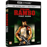 Produktbilde for Rambo 1 - First Blood (4K ULTRA HD)