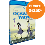 Produktbilde for Ocean Waves (BLU-RAY)