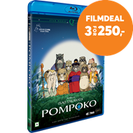 Produktbilde for Pom Poko (BLU-RAY)