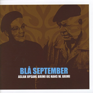 Produktbilde for Blå September (CD)
