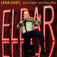 Produktbilde for Leva Livet, Som Eldar I En Elvis-film (CD)