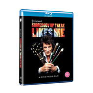 Produktbilde for Ronnie Wood - Somebody Up There Likes Me (UK-import) (BLU-RAY)