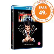 Produktbilde for Ronnie Wood - Somebody Up There Likes Me (BLU-RAY)