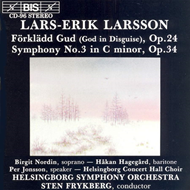 Produktbilde for Larsson: Vocal and orchestral works (CD)
