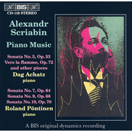 Produktbilde for Scriabin: Piano Works (CD)