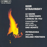 Produktbilde for Stravinsky. Piano Works (CD)