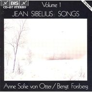 Produktbilde for Sibelius: Songs, Vol. 1 (CD)
